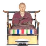 木造 弘法大師坐像
