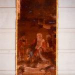 絹本著色 十六羅漢像 賓度羅跋羅堕闍