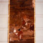 絹本著色 十六羅漢像 半托迦