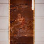 絹本著色 十六羅漢像 那伽犀那